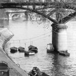 Willy Ronis – Pont des Arts – 1957