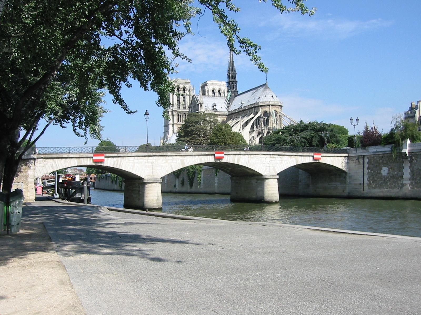 pont de l'archeveché