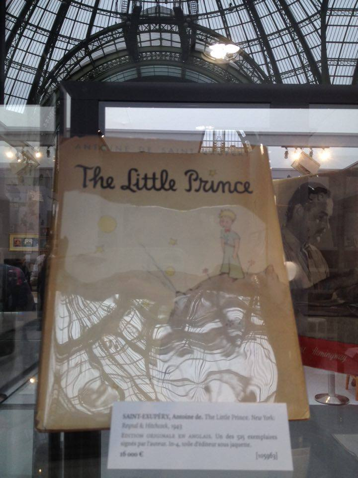 salon du livre petit prince